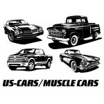 US Cars, Muscle Cars