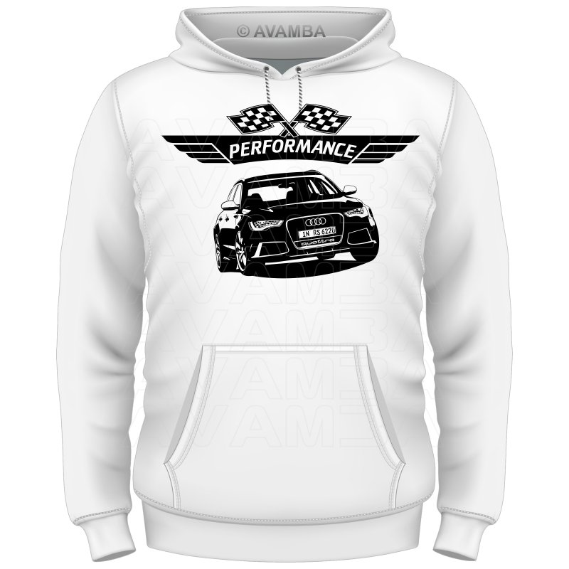 audi rs6 avant c7 audi t shirt kapuzenpullover hoodie. Black Bedroom Furniture Sets. Home Design Ideas