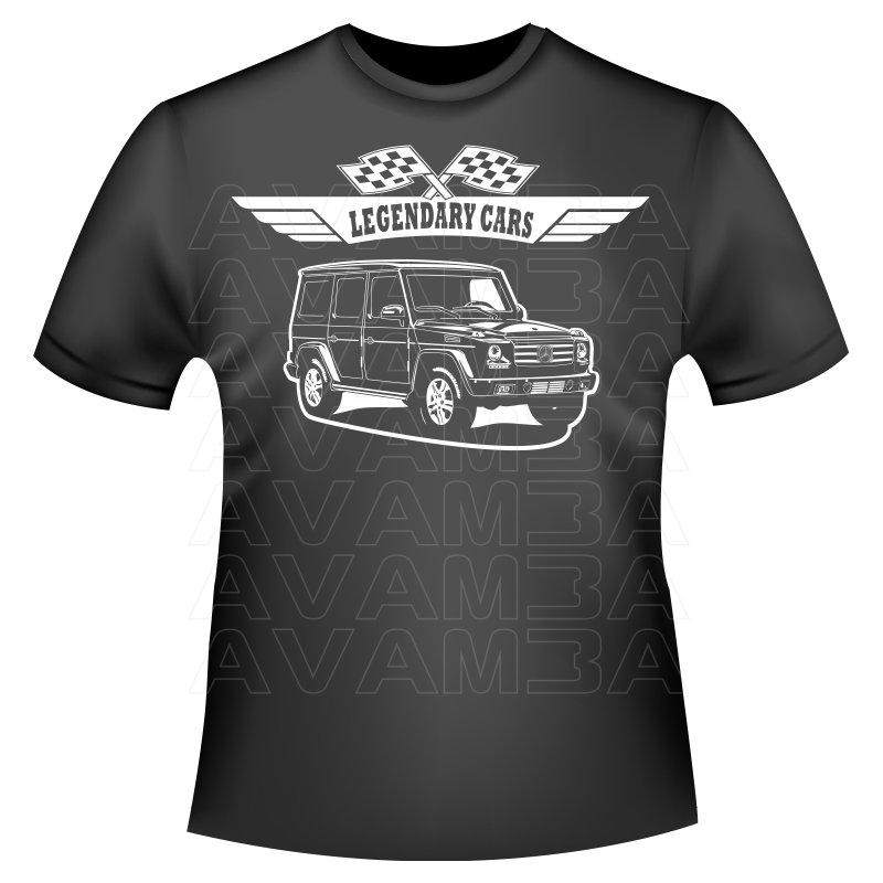 Mercedes benz g klasse limousine t shirt kapuzenpullover for T shirt mercedes benz