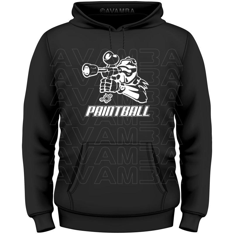 Paintball hoodies