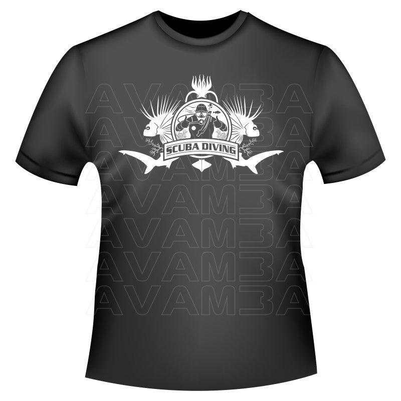 800 x 800 jpeg 58kB, Scubadiving Logo Taucher T-Shirt/Kapuzenpullover ...