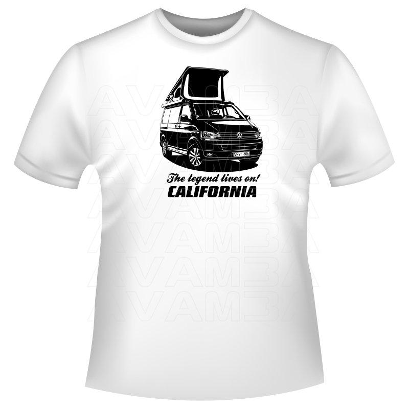 t6 bus california t shirt kapuzenpullover hoodie avamba. Black Bedroom Furniture Sets. Home Design Ideas