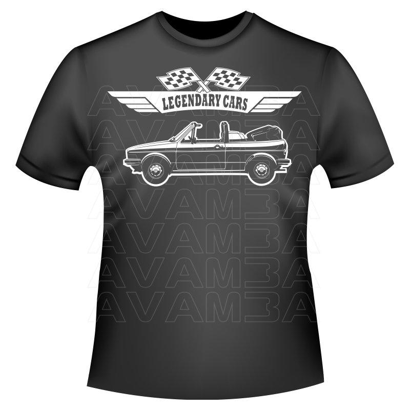 GOLF 1 Cabrio (Version 2) (1979 - 1993) Auto...