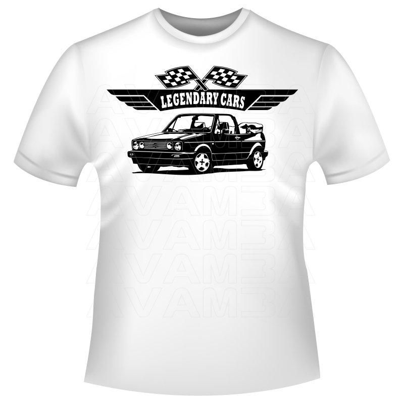 GOLF 1 Cabrio (Version 3) (1979 - 1993) Auto...