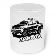 AMAROK Pickup Version2 (ab 2010 -) Moneybox / Spardose...