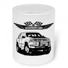 AMAROK Pickup Version3 (ab 2010 -) Moneybox / Spardose...