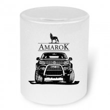 AMAROK Pickup Version4 (ab 2010 -) Moneybox / Spardose...