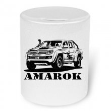 AMAROK Pickup Version5 (ab 2010 -) Moneybox / Spardose...