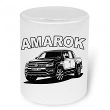 AMAROK Pickup Version6 (ab 2010 -)  Moneybox / Spardose...
