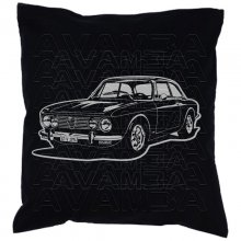 Alfa Romeo GTV (1971 - 1976) Car-Art-Kissen / Car-Art-Pillow
