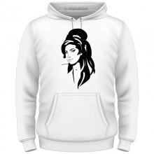 Amy Winehouse T-Shirt/Kapuzenpullover (Hoodie)