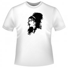 Amy Winehouse No2 T-Shirt/Kapuzenpullover (Hoodie)