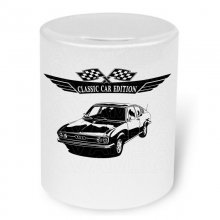 Audi 100 Coupe C1 Typ F104 (1968 - 1976) Moneybox /...