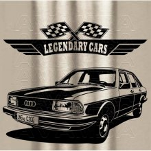 Audi 100 Limousine C2 Typ 43 (1976 - 1982)  Thermobecher...