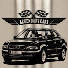 Audi A4  B5  (1994 - 2001)  Thermobecher Edelstahl,...