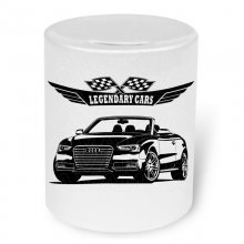 Audi A5 S5 Cabriolet 8F (2009 - 2016) Version 2 Moneybox...