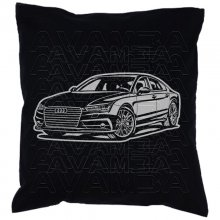 Audi A7 Sportback (Typ 4G) - Car-Art-Kissen / Car-Art-Pillow
