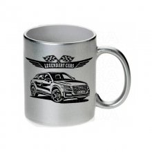 Audi Q2 (GA) Version 2  Tasse / Keramikbecher m. Aufdruck