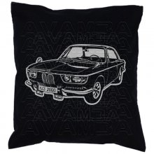BMW 2000 CS C CA Typ 120 (1965 - 1970) Car-Art-Kissen /...