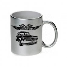 BMW 2002 Turbo Tasse / Keramikbecher m. Aufdruck