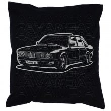 BMW 5er E28 Version2  (1981-1987) Car-Art-Kissen /...