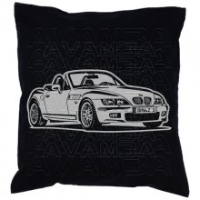 BMW Z3 Roadster (E36/7) Version 2  Car-Art-Kissen /...