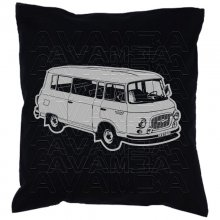 Barkas B 1000 (1961 - 1990) Car-Art-Kissen / Car-Art-Pillow