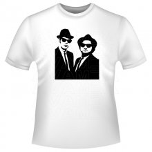 Blues Brothers T-Shirt/Kapuzenpullover (Hoodie)