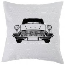 Buick Century 1956 Car-Art-Kissen / Car-Art-Pillow