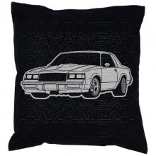 Buick Grand National 1986  Car-Art-Kissen / Car-Art-Pillow