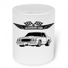 Buick Regal Grand National 1986 Moneybox / Spardose mit...