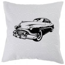 Buick Super Riviera 1951 Car-Art-Kissen / Car-Art-Pillow