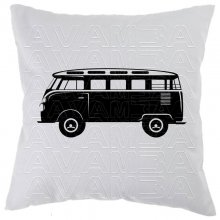 Bus T1 Samba  Car-Art-Kissen / Car-Art-Pillow