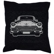 Cadillac Coupe DeVille 1954 Car-Art-Kissen / Car-Art-Pillow