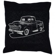 Chevrolet 3100 Pick up 1956  Car-Art-Kissen / Car-Art-Pillow