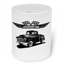 Chevrolet 3100 Pick up 1956  Moneybox / Spardose mit...
