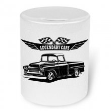 Chevrolet Apache Pick up 1958 -1959  Moneybox / Spardose...