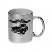 Chevrolet Bel Air 1955 Tasse / Keramikbecher m. Aufdruck