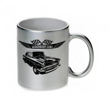Chevrolet Bel Air 1957 Tasse / Keramikbecher m. Aufdruck