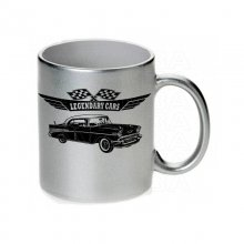 Chevrolet Bel Air 1957 V2 Tasse / Keramikbecher m. Aufdruck