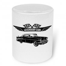 Chevrolet Bel Air 1957 Version 2  Moneybox / Spardose mit...