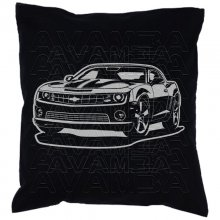 Chevrolet Camaro (2009 - ) Car-Art-Kissen / Car-Art-Pillow
