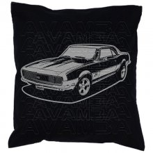 Chevrolet Camaro SS (1967) Car-Art-Kissen / Car-Art-Pillow