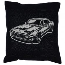 Chevrolet Camaro SS (1968) Car-Art-Kissen / Car-Art-Pillow