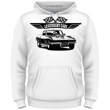 Chevrolet Corvette 427 C2  (1962-67)  T-Shirt /...