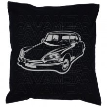 Citroen DS 21 / 23 (1965-1975) Car-Art-Kissen /...