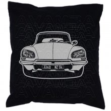 Citroen DS  Die Göttin Car-Art-Kissen / Car-Art-Pillow