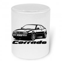 Corrado Version 3  (1988 - 1995) Moneybox / Spardose mit Aufdruck