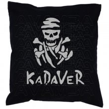Dakar KADAVER  Car-Art-Kissen / Car-Art-Pillow