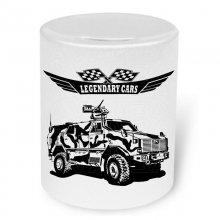 Dingo 2 ATF (Basis Mercedes UNIMOG U 5000)  Moneybox /...